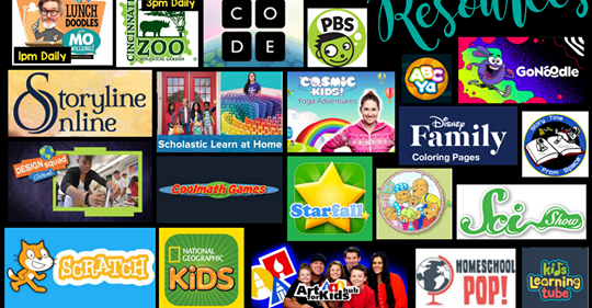 Fun Distance Learning Sites for the Family